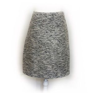 Gable Pull-on Tweed Skirt